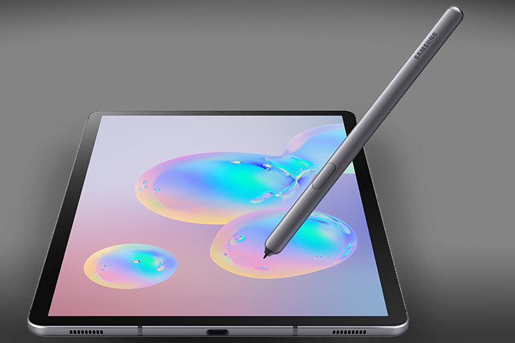 Samsung Galaxy Tab 6 con S Pen, creatività e produttività