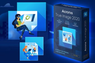 Acronis True Image 2020, crittografia e cloud backup