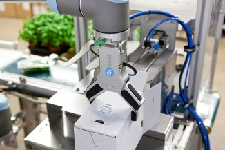 I sistemi end-of-arm tooling OnRobot semplificano l'automazione