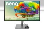 BenQ PD3220U, monitor 4K per il design professionale