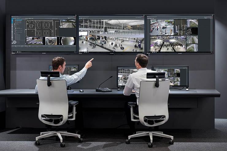 Le soluzioni videosorveglianza Bosch per un mondo più sicuro