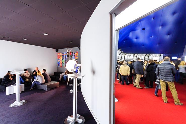 Cellnex, un impianto a prova di futuro per Palalottomatica