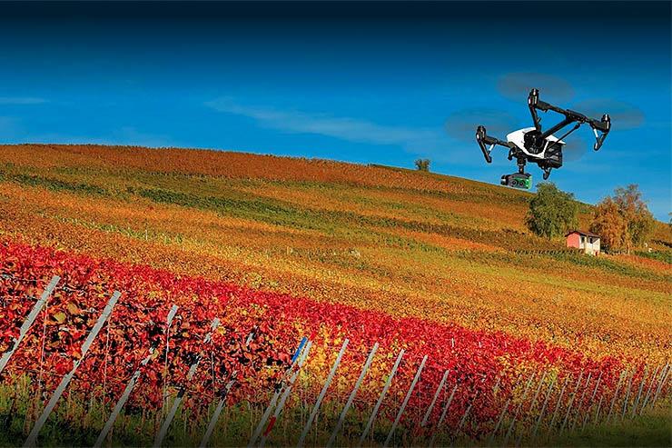 Terrasharp, la tecnologia al servizio dei viticoltori