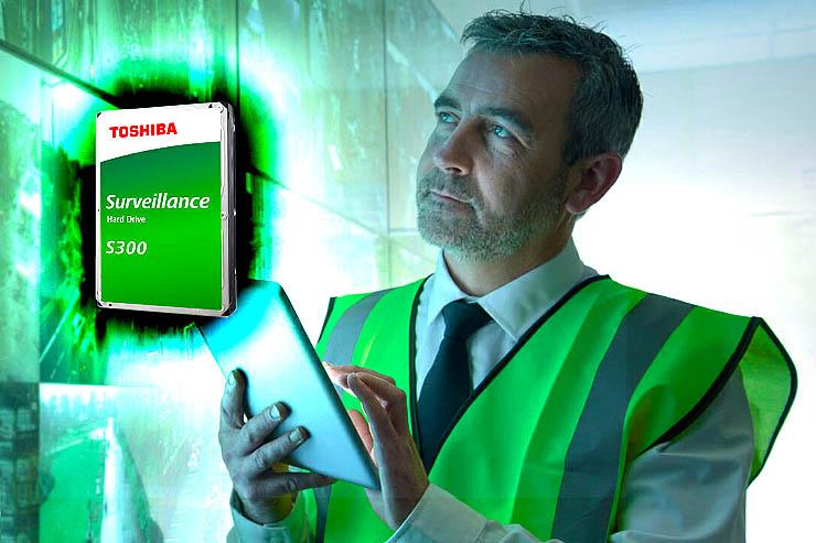 Toshiba, scegliere il migliore hard disk per la Surveillance