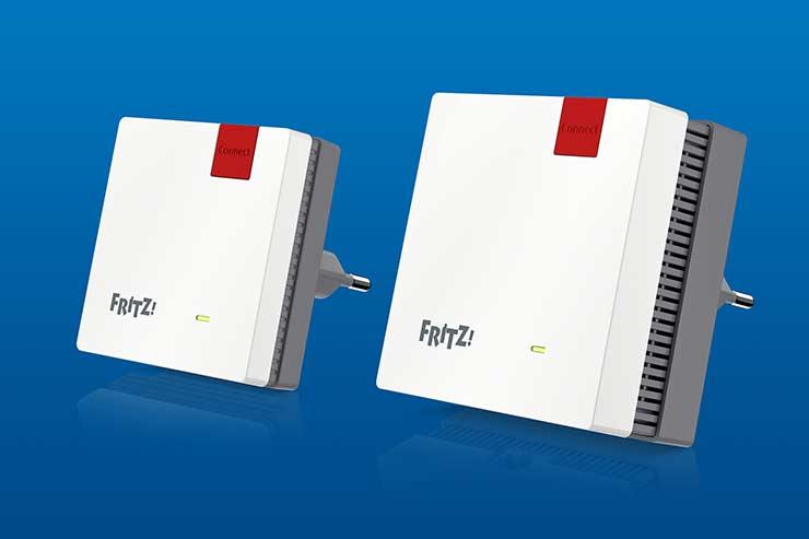 Connessioni senza problemi con i due nuovi FRITZ!Repeater