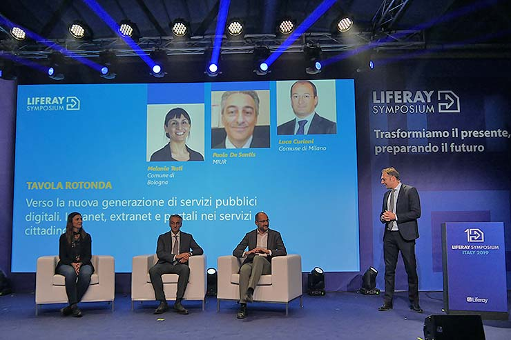 Liferay presenta la release 7.2 di DXP al Symposium di Milano