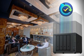 Synology centralizza il backup di The Executive Centre