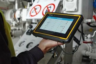 Getac ZX70-Ex potenzia i mobile worker di Primagaz