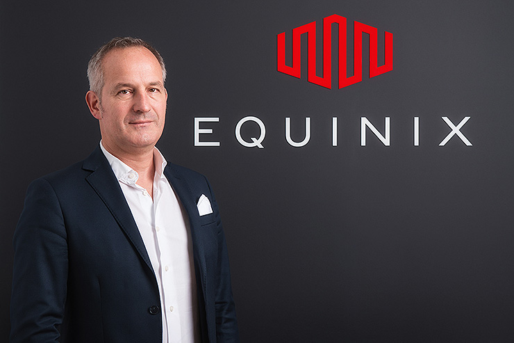 Data center Equinix, connettività cloud a Microsoft Azure