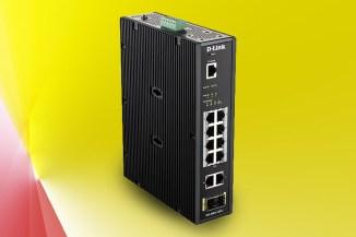 D-Link DIS-200G, switch industriali compatti e resistenti