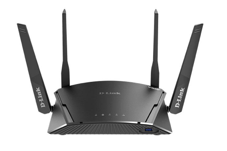 I nuovi router intelligenti Smart Mesh Wi-Fi targati D-Link