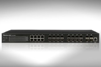 Red Lion lancia lo switch NT328G creato per l'industria