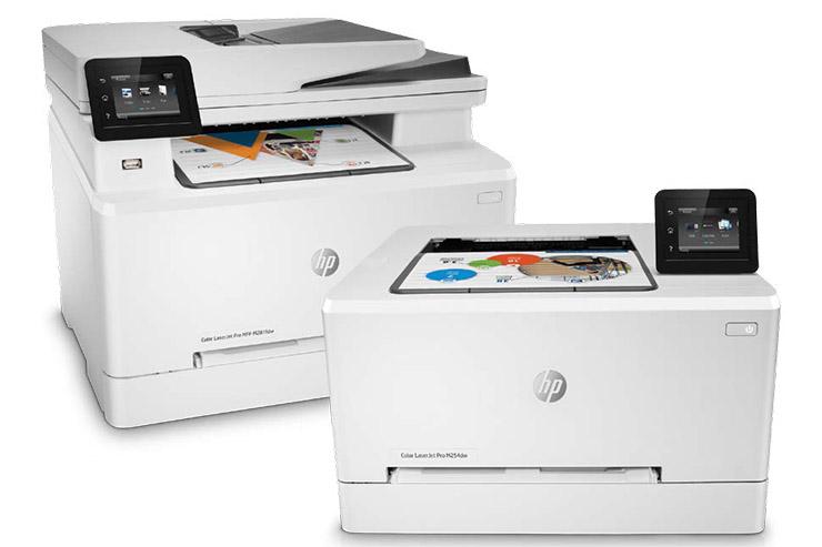 HP Color LaserJet Pro M100 e M200, sicure e veloci
