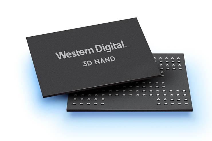 BiCS5, 3D NAND di quinta generazione da Western Digital