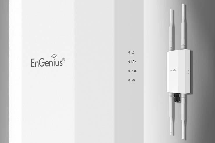 EnGenius lEWS850AP, Wi-Fi 6 veloce per ambienti outdoor