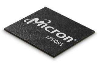 Micron, svelato il primo campione uMCP basato su LPDDR5