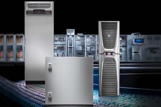 Rittal AX e KX, armadi progettati per l'Industria 4.0