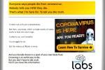 Allarme da SophosLabs, aumento di attacchi a nome Covid19