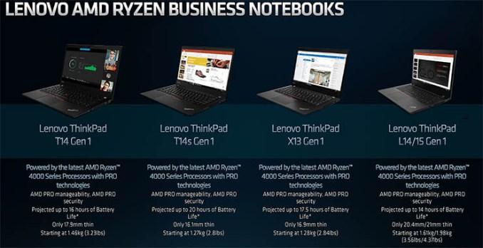 Lenovo e HP