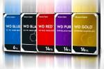 Storage per tutte le esigenze, i colori di Western Digital