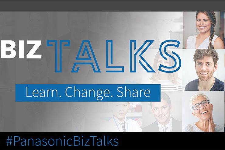 Panasonic inaugura BizTalks