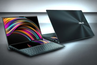 Notebook dual-display per lavoro
