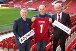 La protezione IT incontra lo sport, Acronis alleato di Liverpool FC