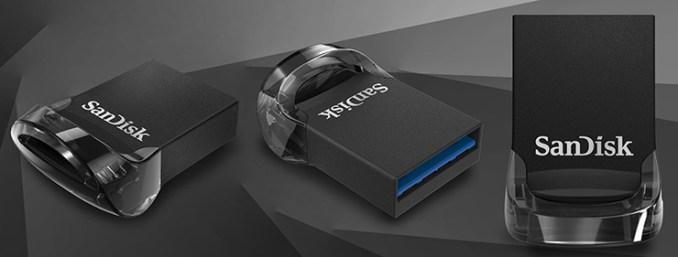 Chiavetta USB ultracompatta