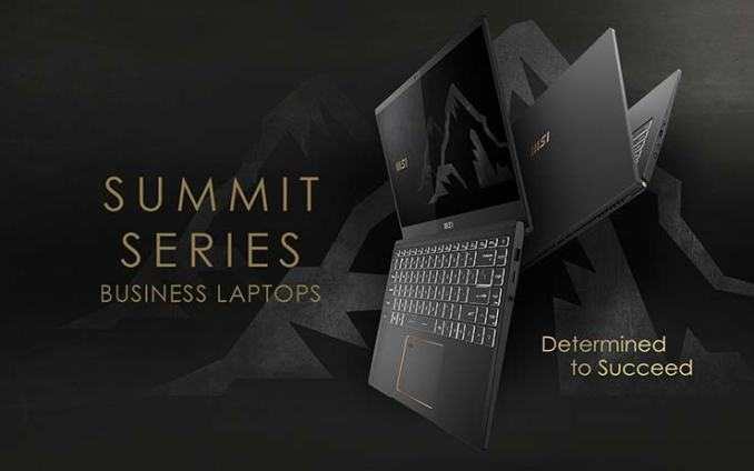 Notebook business MSI