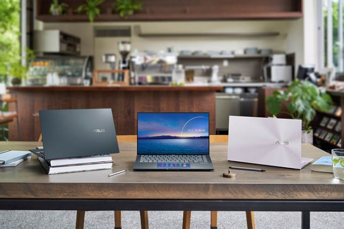Notebook con CPU Intel 11a gen