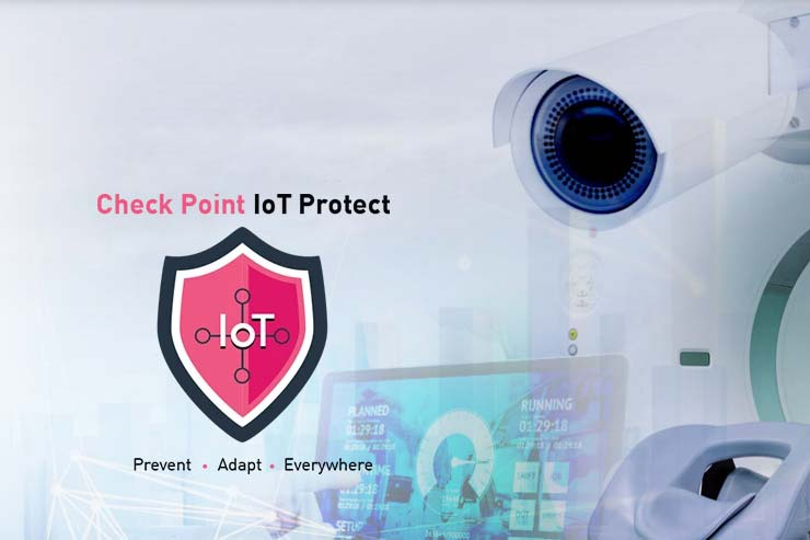 Check Point IoT Protect