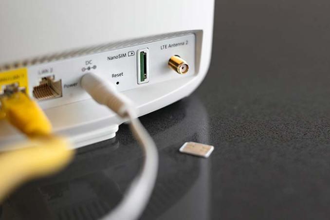 copertura Wi-Fi estesa e affidabile