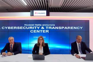 Huawei Cyber Security Roma