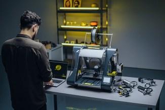 Stampante 3D Zmorph Fab