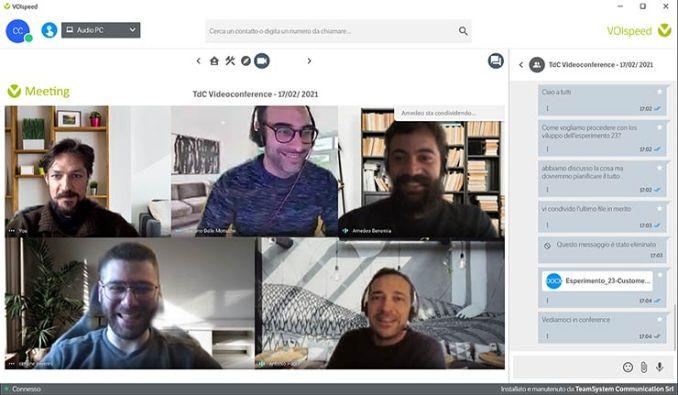 Digitalizzazione TeamSystem Communication