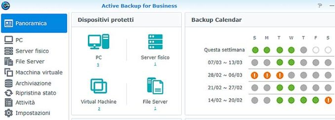 Active Backup