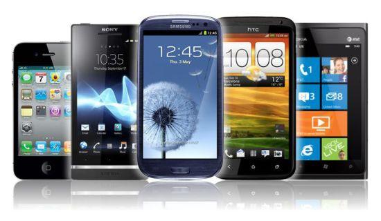 2013 Smartphones