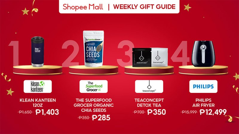 shopee philippines Gift Guide