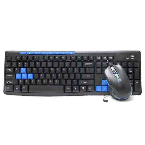 Πληκτρολόγιο ποντίκι combo