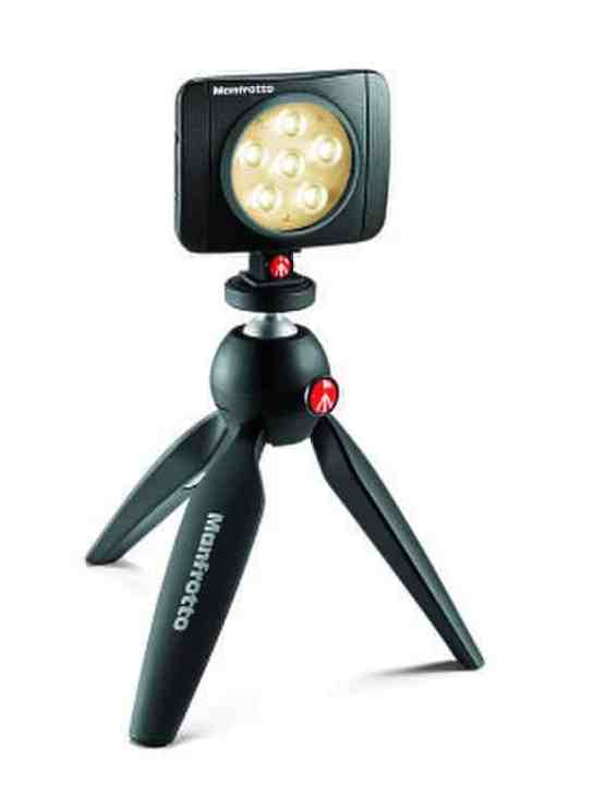 MANFROTTO (MLUMIEART-BK) led