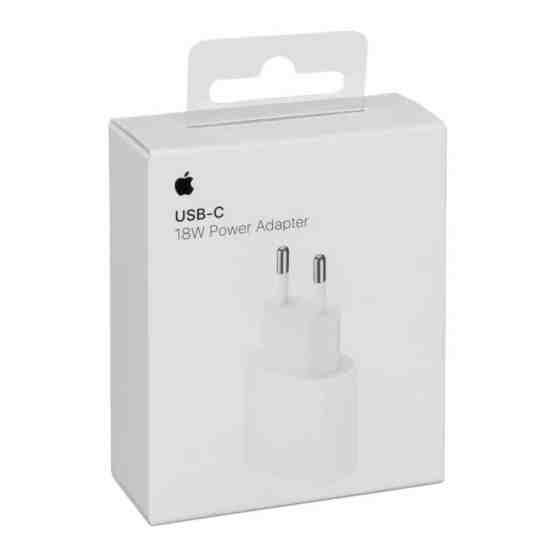 Apple 18W USB-C Power Adapter MU7U2ZM/A