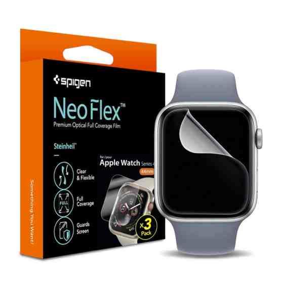 SPIGEN Screen Protector Apple Watch 4/5/6/SE