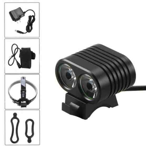 LED Φως Ποδηλάτου - eScooter