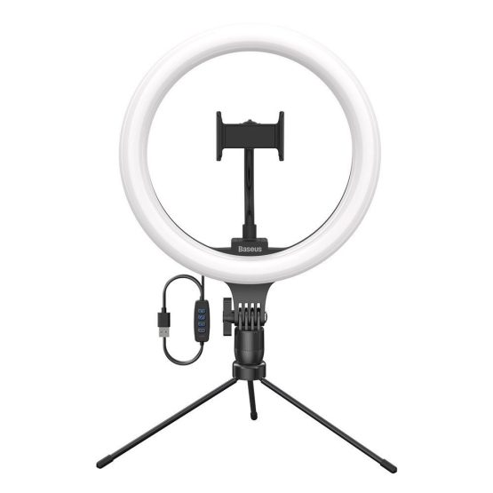 Ring Light LED 10'' με τρίποδο για smartphone