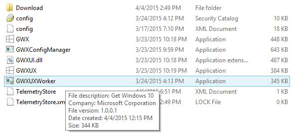 Windows Update - GWX