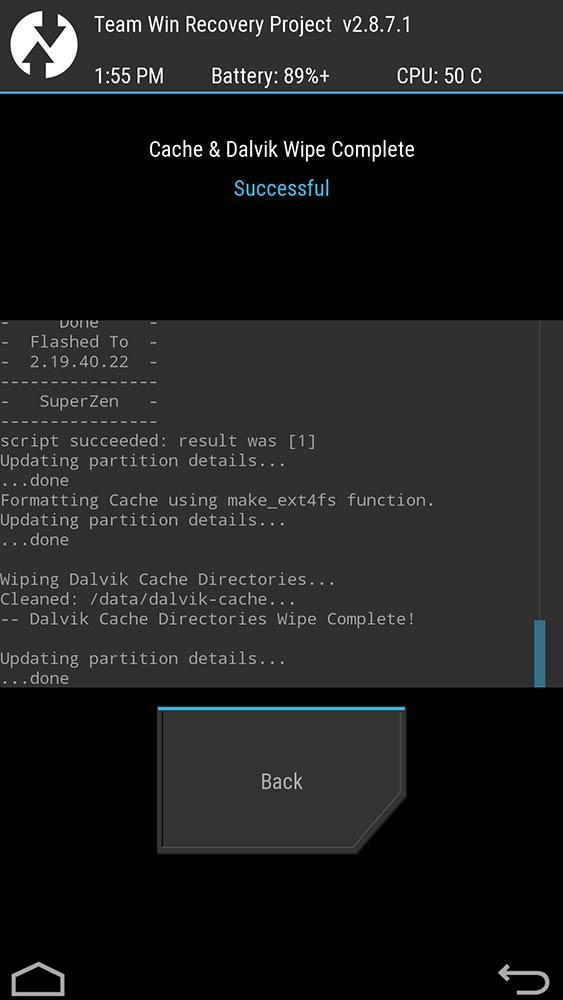 Flash Asus Zenfone C Via Sd Card : flash, zenfone, Rooting,, Flashing, ROMming, ASUS', ZenFone, Techgage