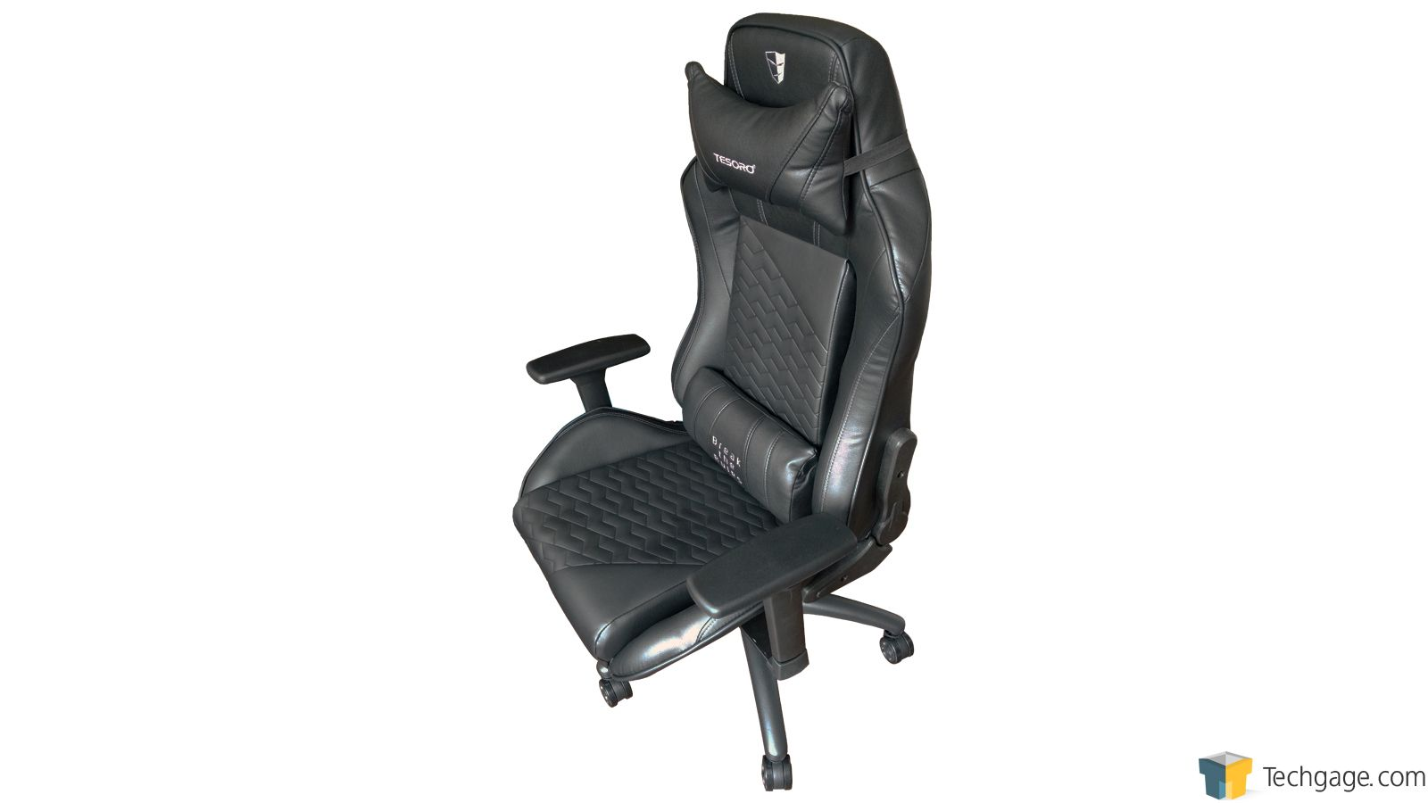 gaming chairs pc world rattan peacock chair for sale tesoro zone balance review  techgage