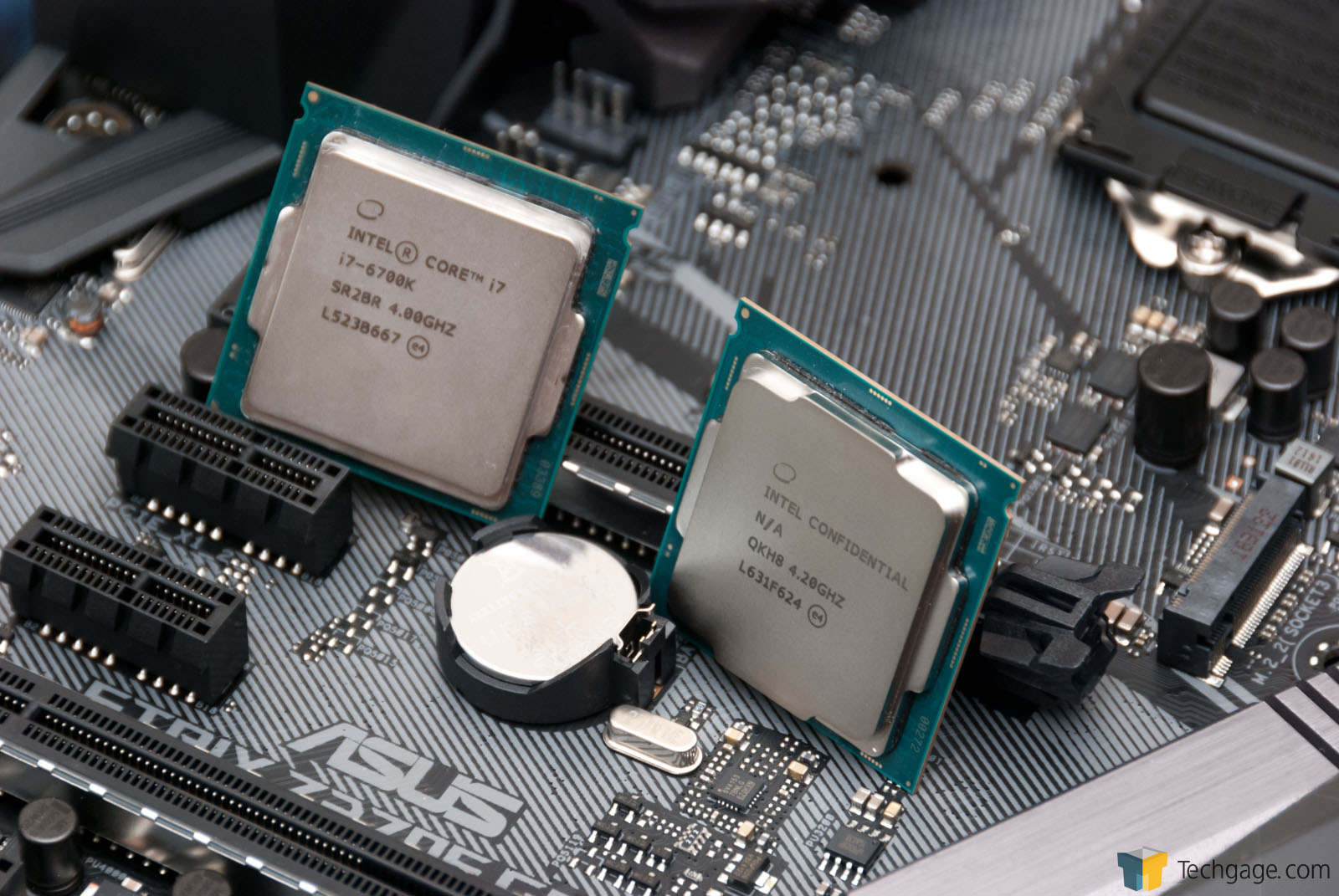 Intel Kaby Lake Core I7 7700K Performance Amp Z270 Chipset Overview Techgage