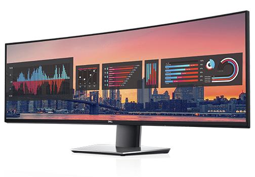 Dell Launches 49-inch Dual Quad-HD Ultrawide & USB-C Monitors – Techgage