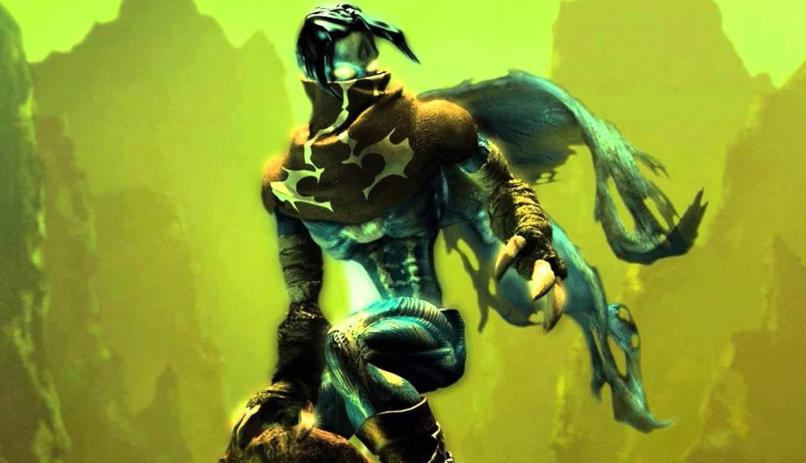 Image from Legacy of Kain Soulreaver